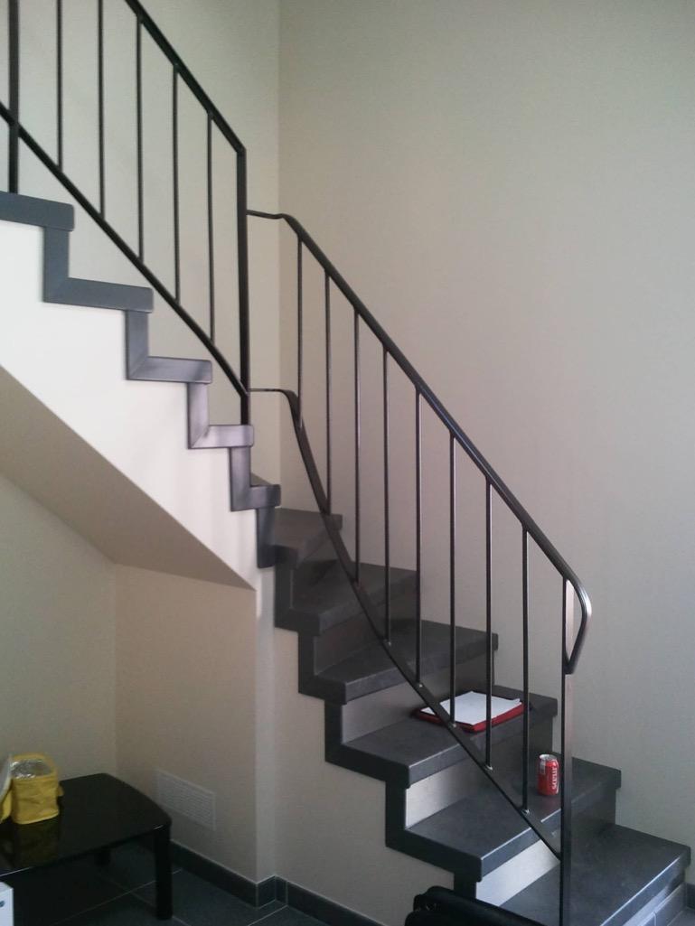 Décoration Marche Escalier Intérieur chaudr'aude | escaliers